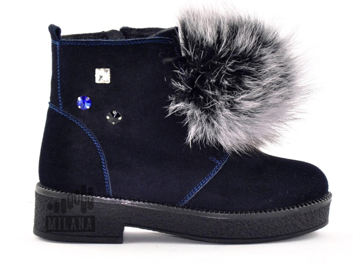 d11300fc3 Зимние ботинки девочке LADY UNICA | Магазин брендовой украинской ...